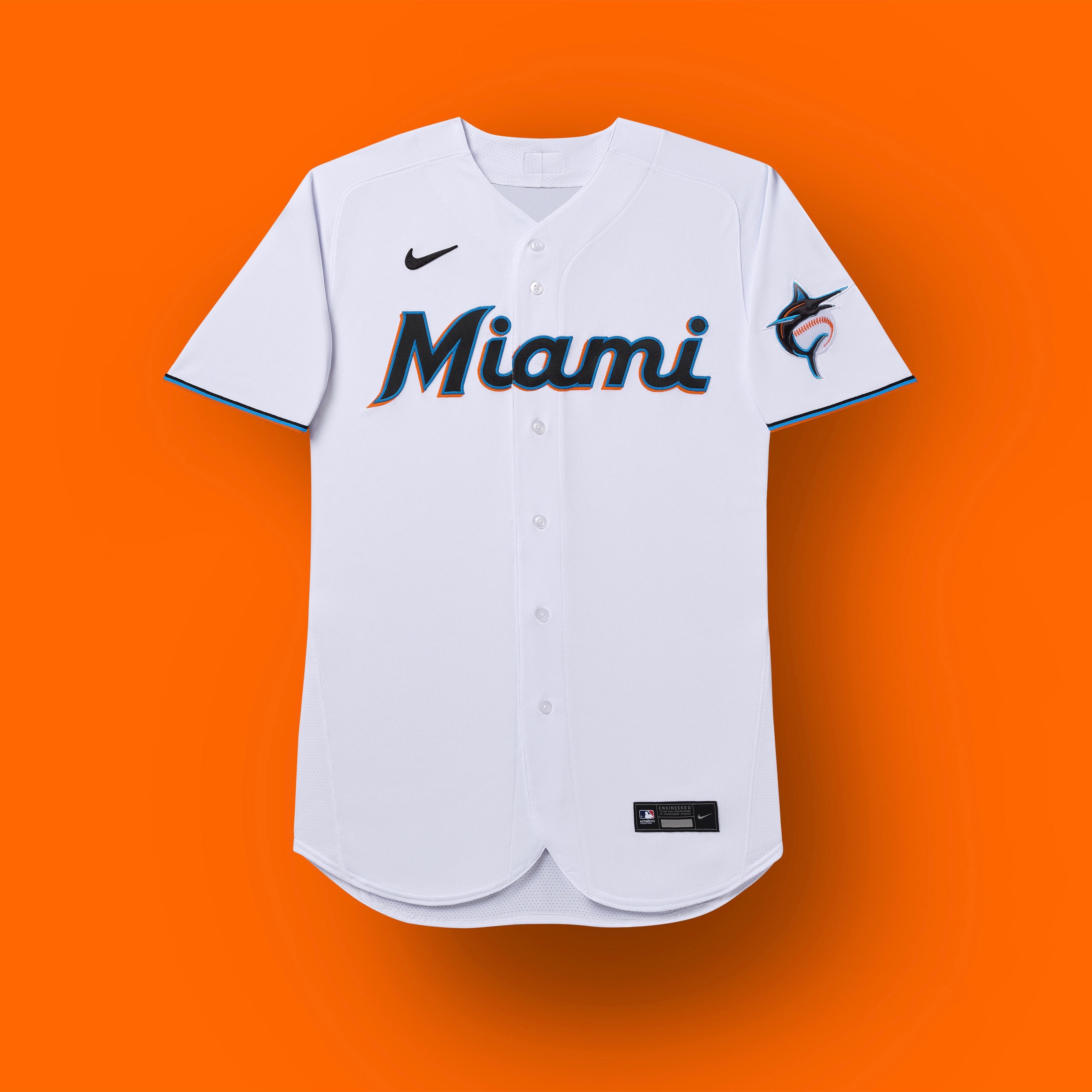 uniforme de miami marlins 2020