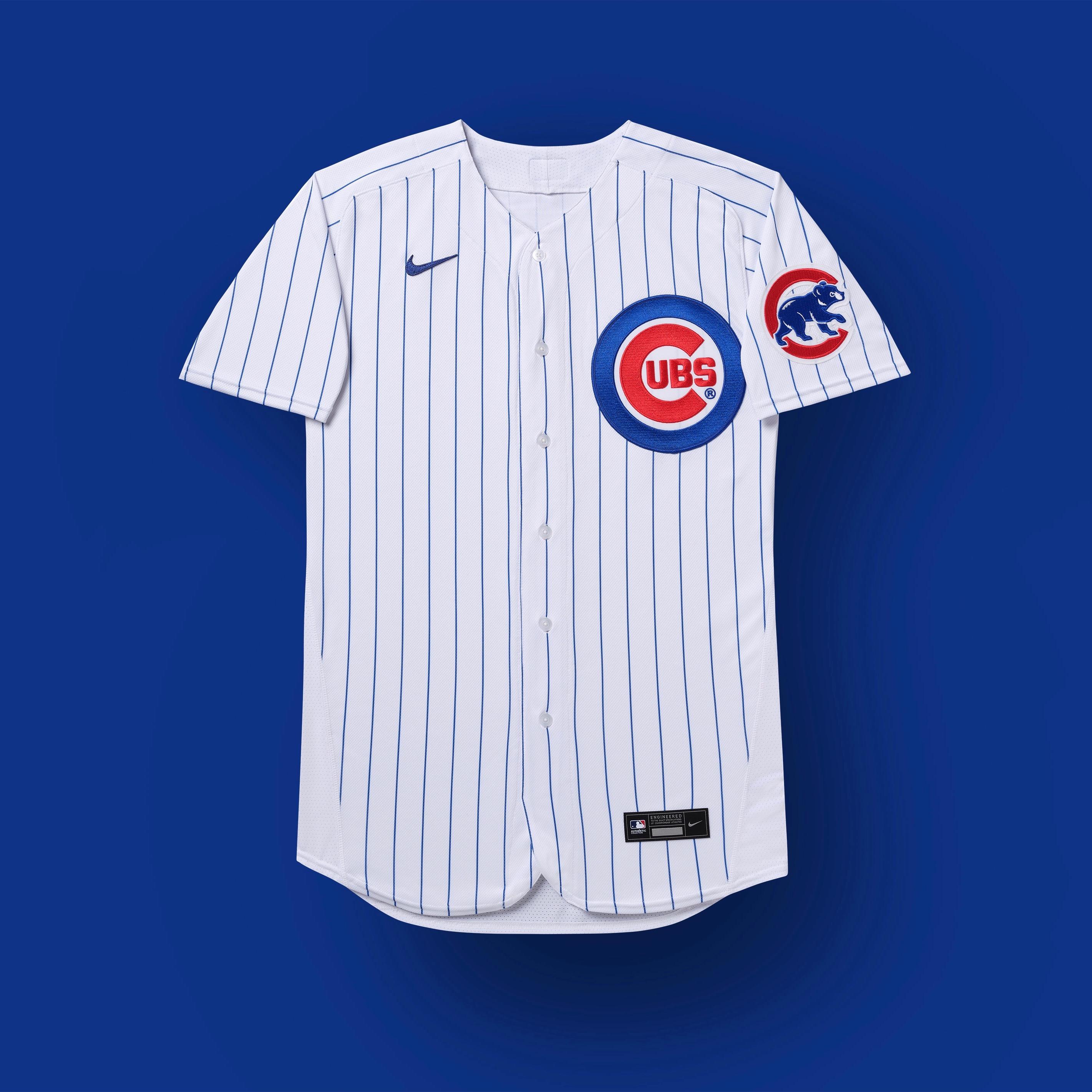 uniformes de los cachorros de chicago 2020