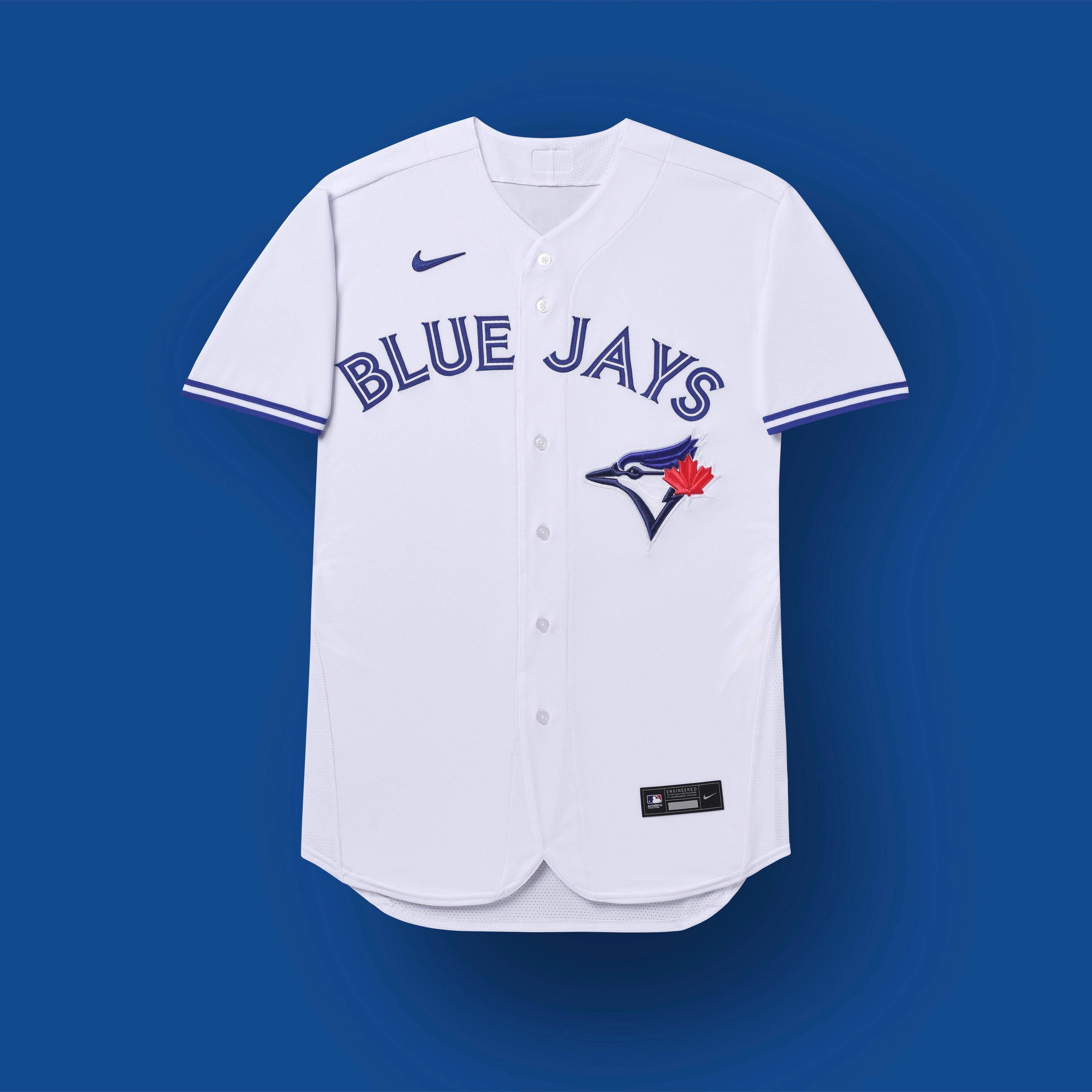 uniforme de toronto blue jays 2020