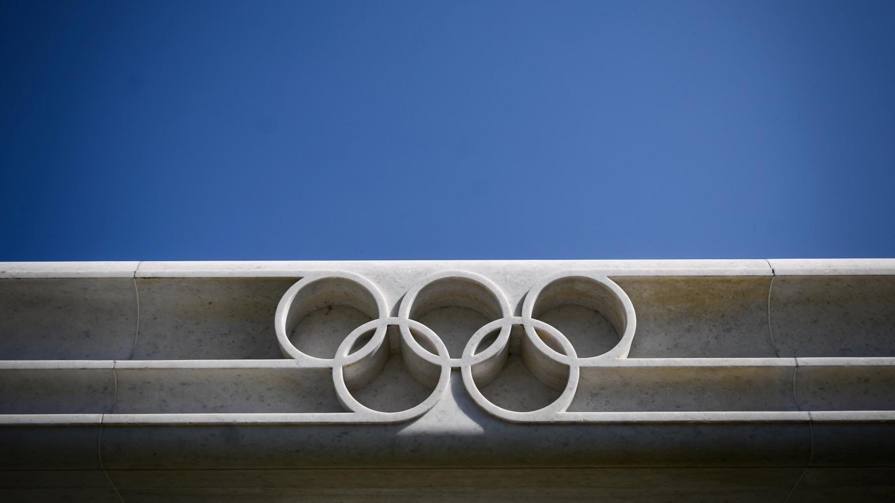 Logotipo de los Juegos Olímpicos