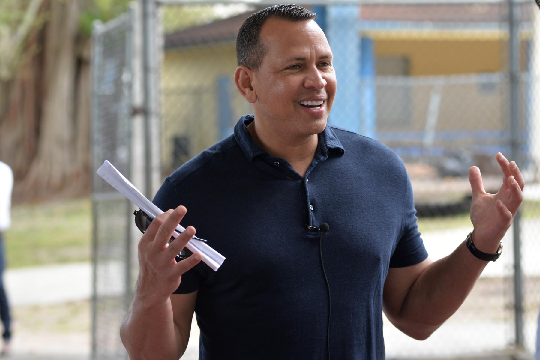 Alex Rodríguez Trump