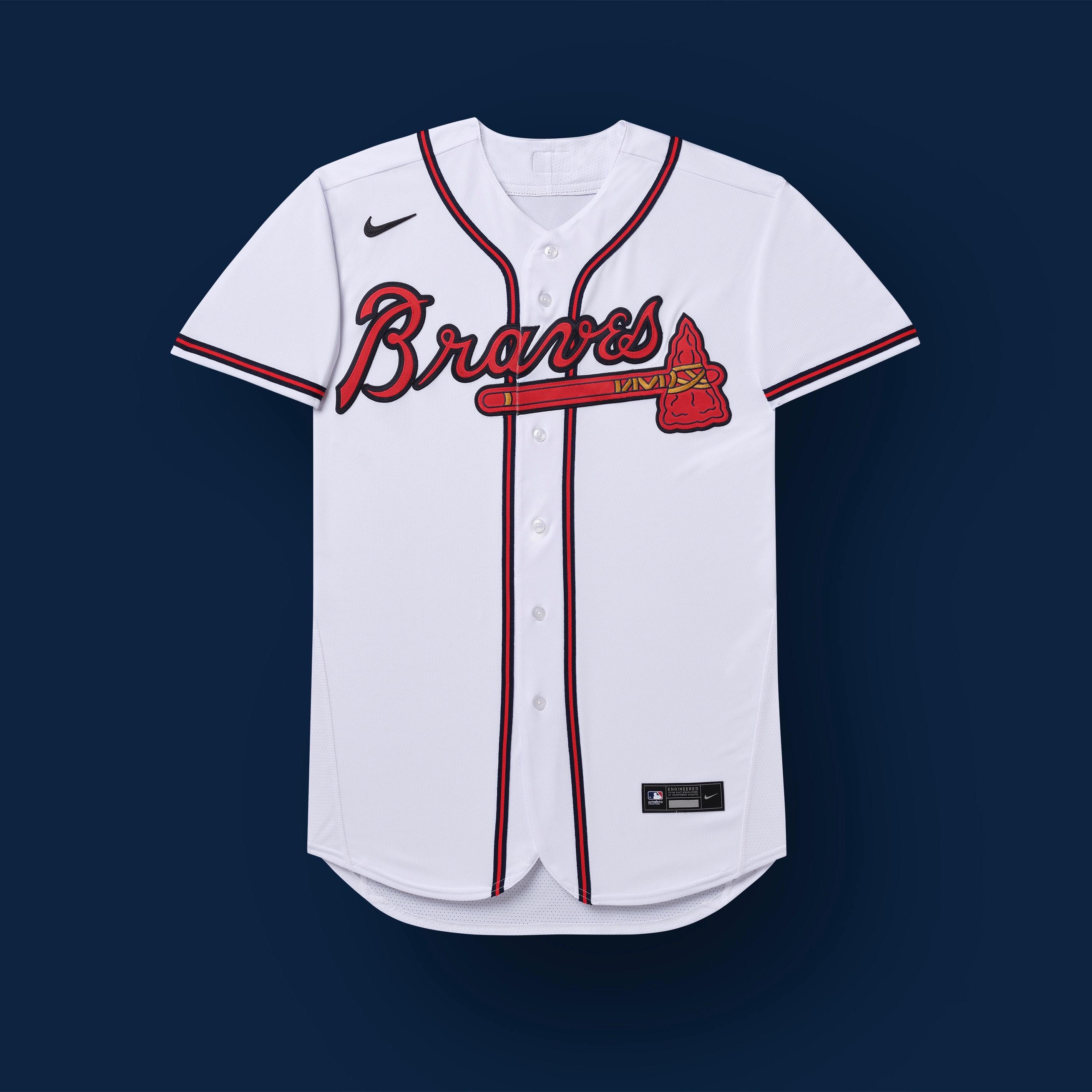 atlanta braves 2020 uniforme