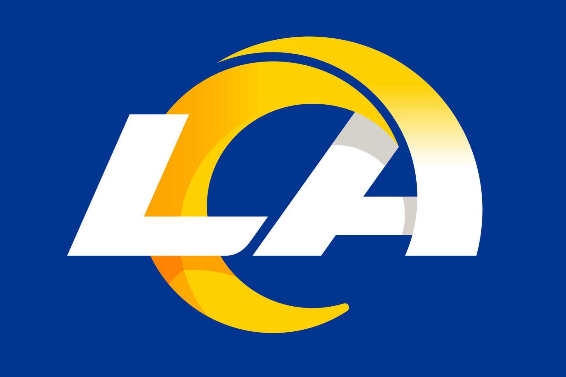 nuevo logo de la rams