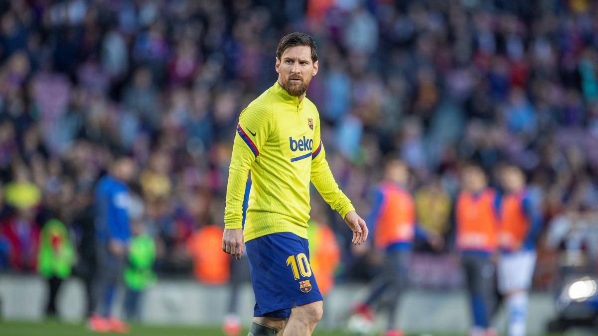 Lionel Messi challenge