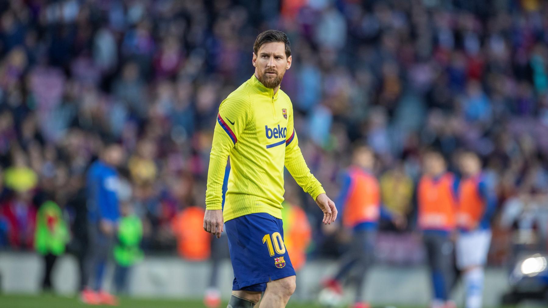 Desafío Lionel Messi