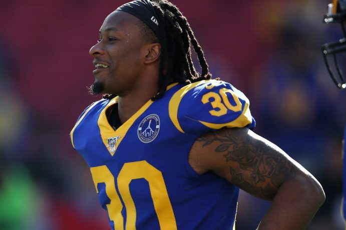 Todd Gurley Signs With Falcons After Being Cut by Rams