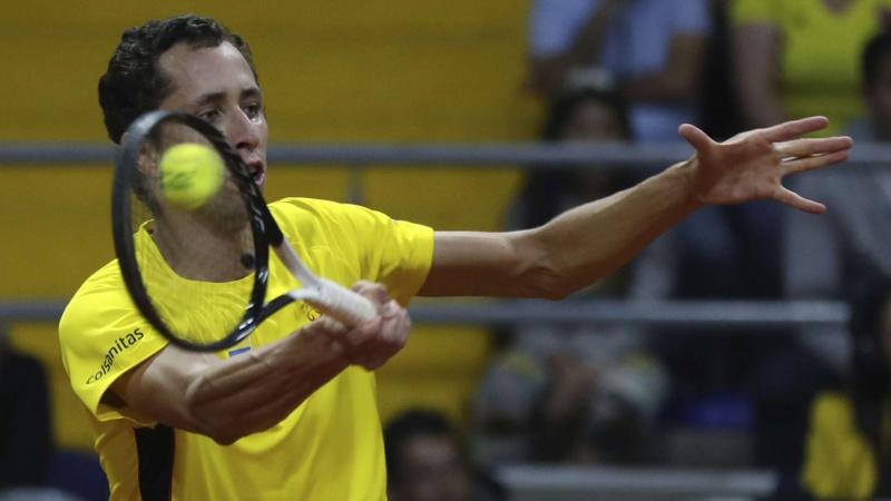 Finalista contrato de Copa Davis completado