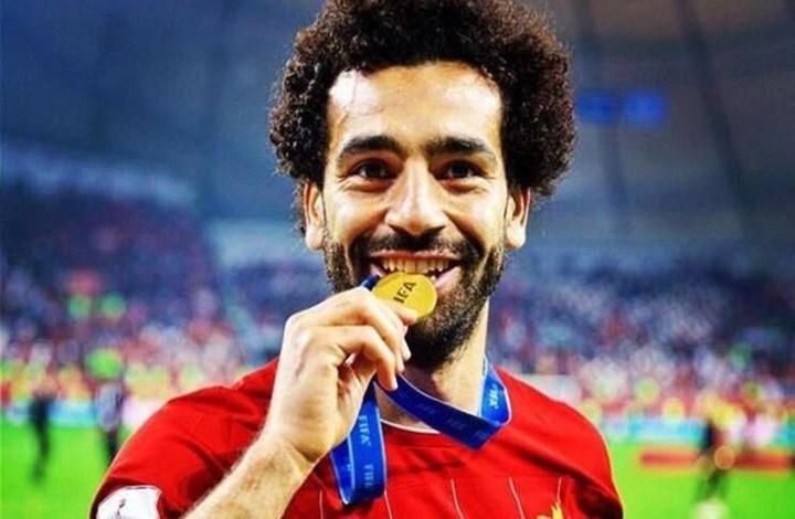 Salah recibe un nuevo premio con Liverpool (Watch)