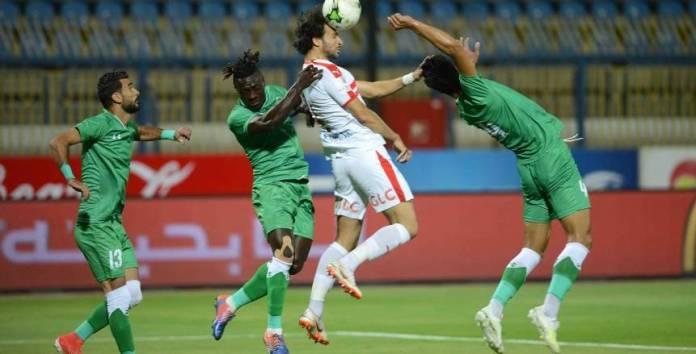 Asociación de fútbol: el partido entre Al-Ittihad y Zamalek es puntual ... y se pospone con una condición