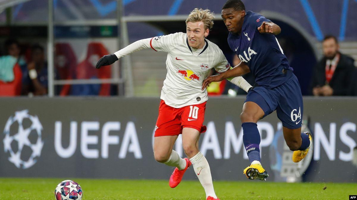 La Champions League ... Leipzig y nuestros dos equipos califican para ...