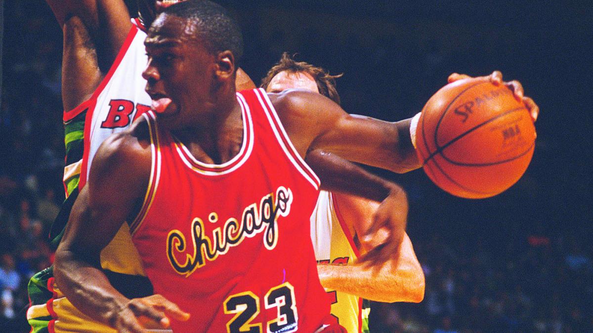 Jordan detalla la fiesta de la NBA de los años 80