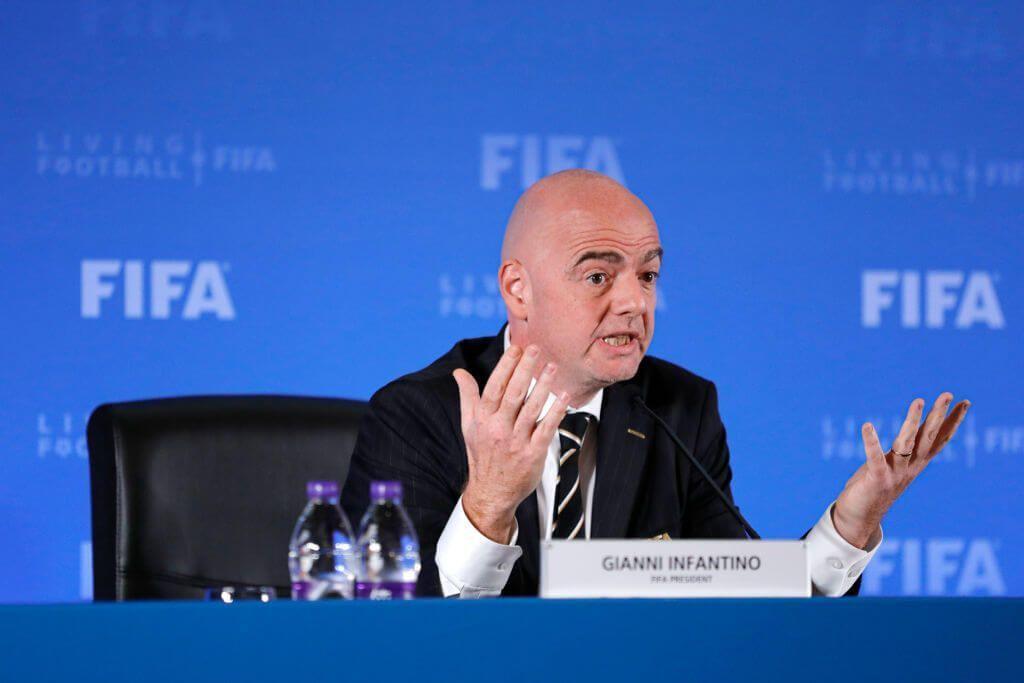 Debido al brote de Corona, la FIFA recomienda posponer todos los partidos internacionales