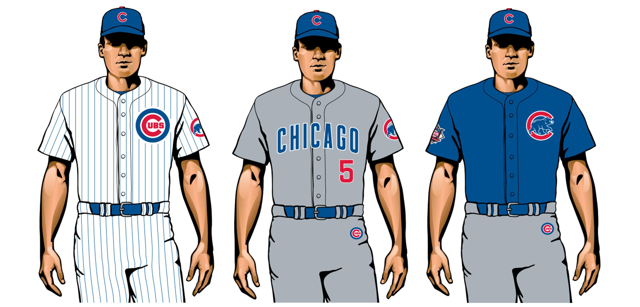 uniformes chicago cub 2020