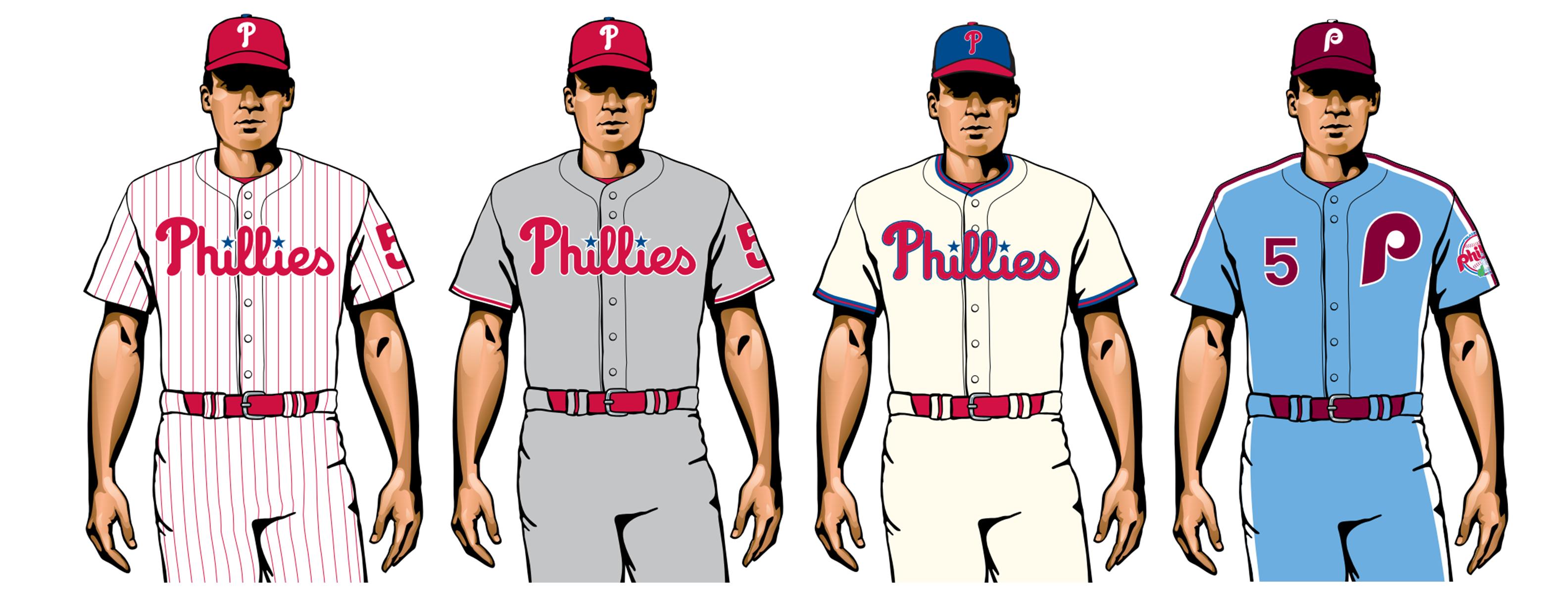 philadelphia phillies 2020 uniformes