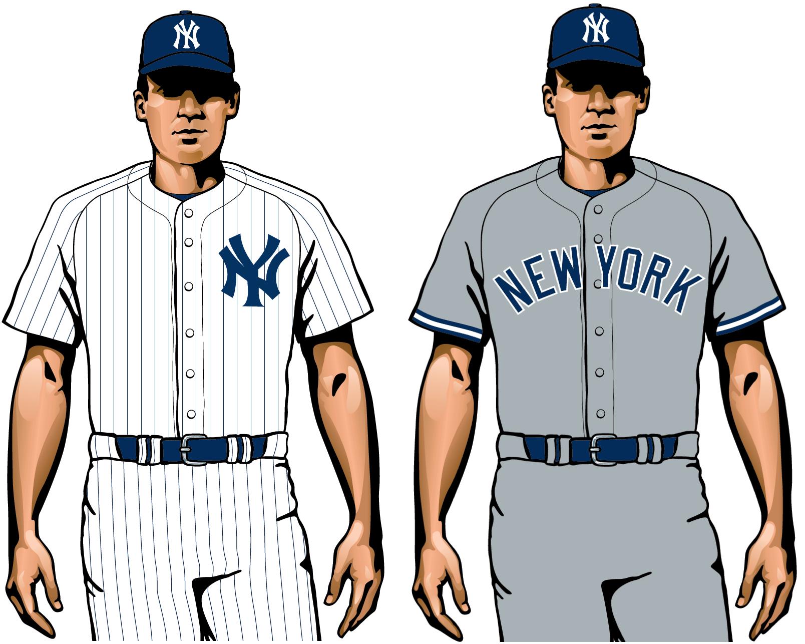 uniformes de ny yankees 2020