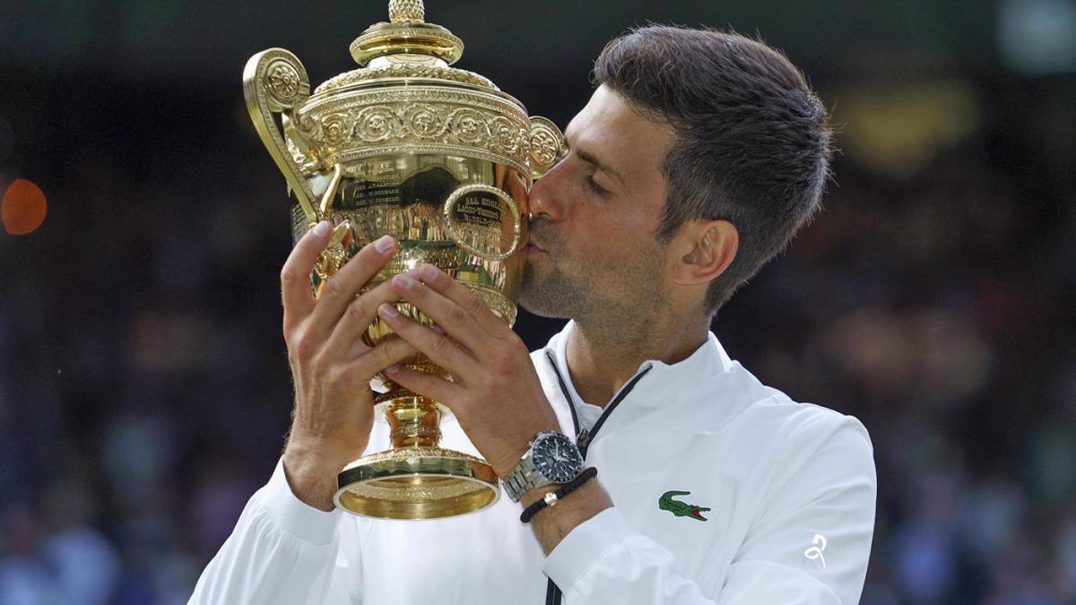 2020 Wimbledon cancelado