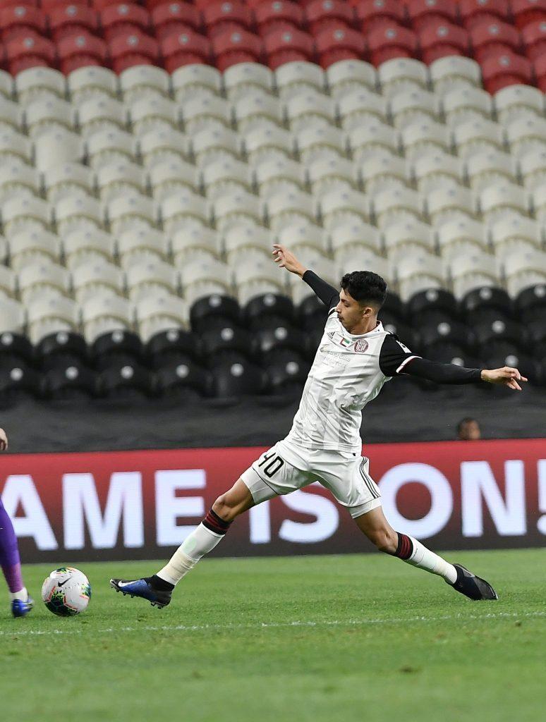 Al Ain y Al Jazira marcan goles en la liga de los EAU