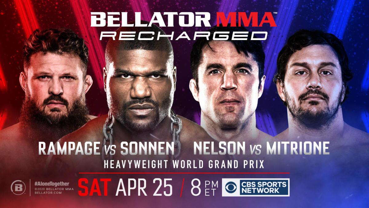 Cómo ver Bellator MMA Recargado
