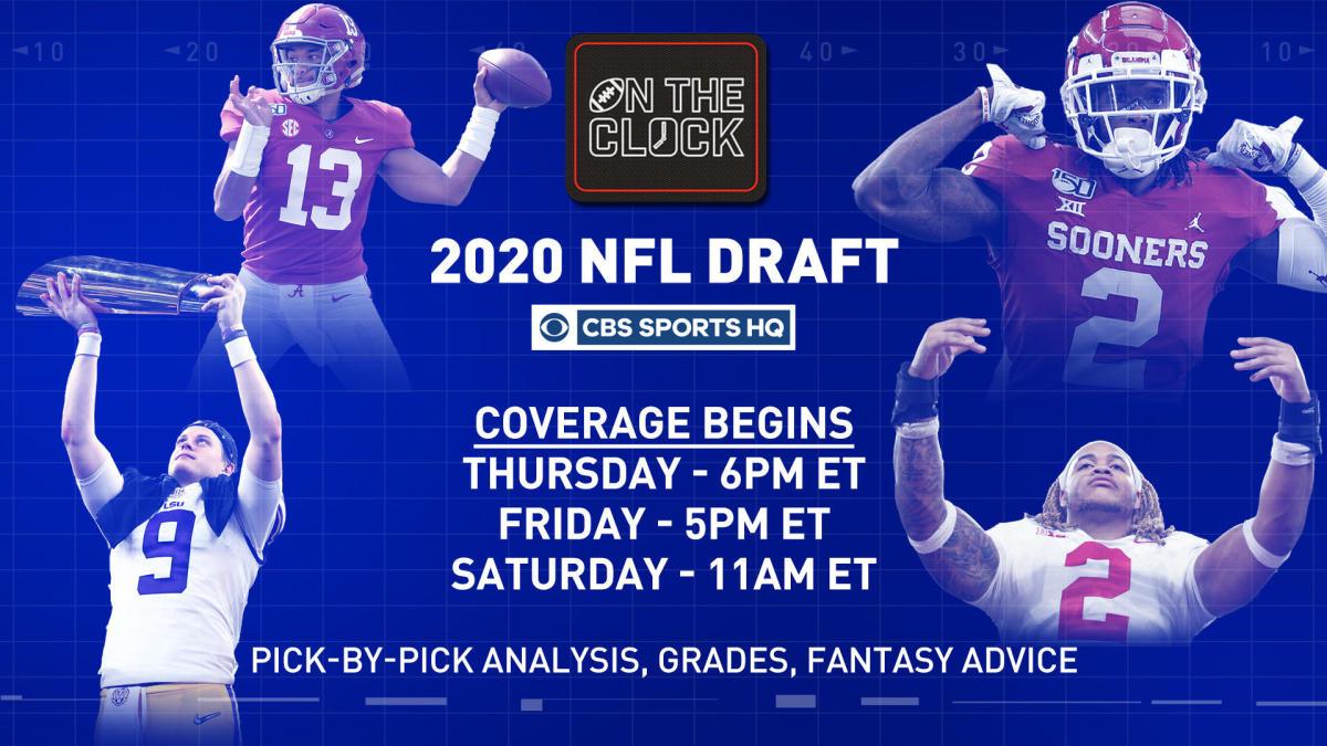 Cómo ver el Draft 2020 NFL