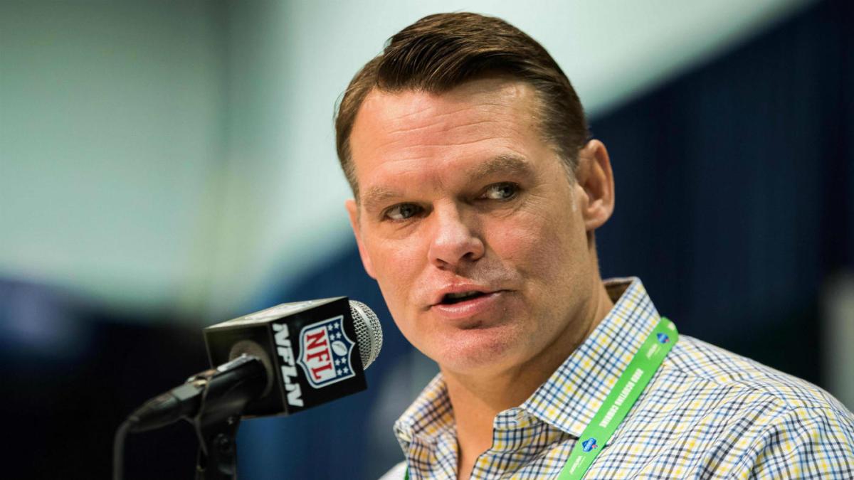 Colts draft tracker: ver cada selección