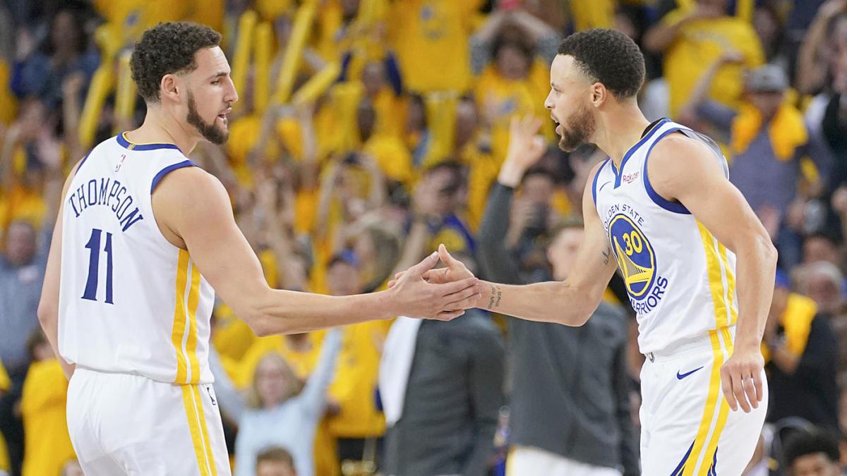 Curry-Klay dúo más cercano a Jordan-Pippen