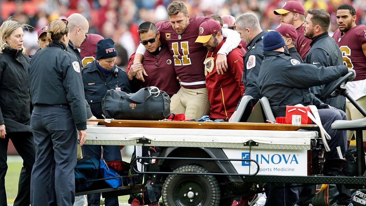 Documental sobre la lesión en la pierna de Alex Smith