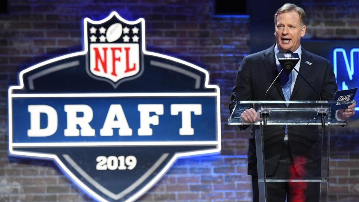 Draft de la NFL 2020: pedido completo de siete rondas