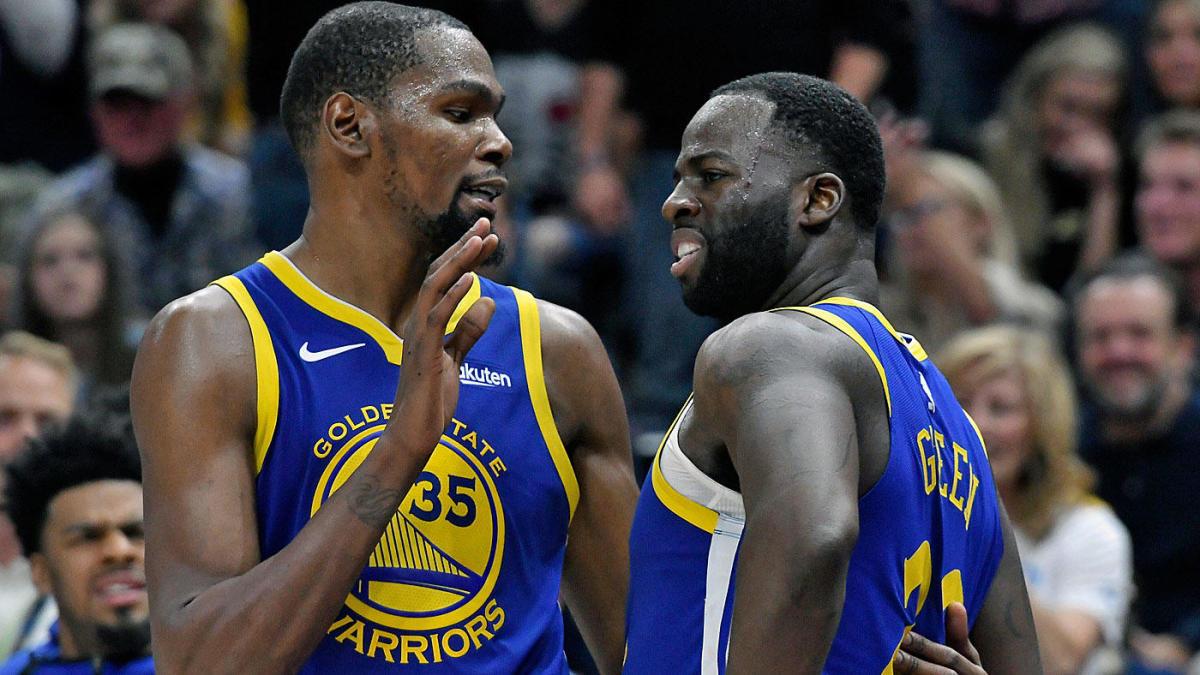 Draymond Green critica a Jordan y Durant