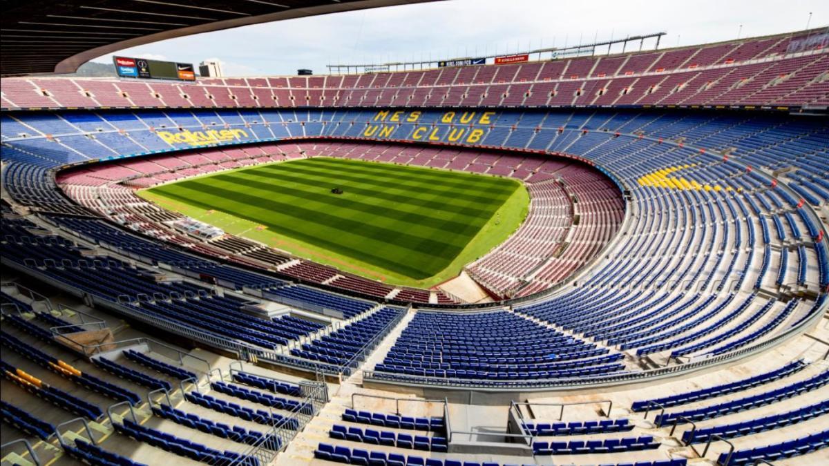 El Barça se prepara para ayudar en la batalla de COVID-19