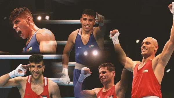 El boxeo jordano vuela hacia los Juegos Olímpicos de Tokio en un logro sin precedentes