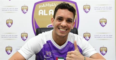 """El brasileño """"Caio"""" obtiene la ciudadanía emiratí y """"Lima"""" está en camino ..."""