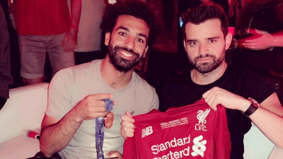 Deputy Mohamed Salah is breaking his silence regarding Corona