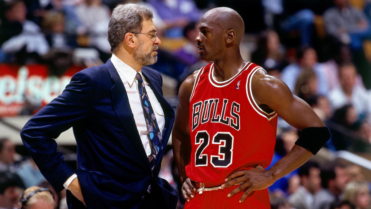 El doctor Michael Jordan enfrenta a Phil contra Krause
