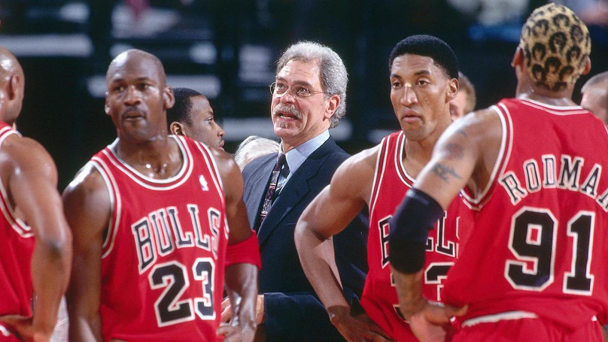 El drama de los Bulls se desarrollará en 'Last Dance'