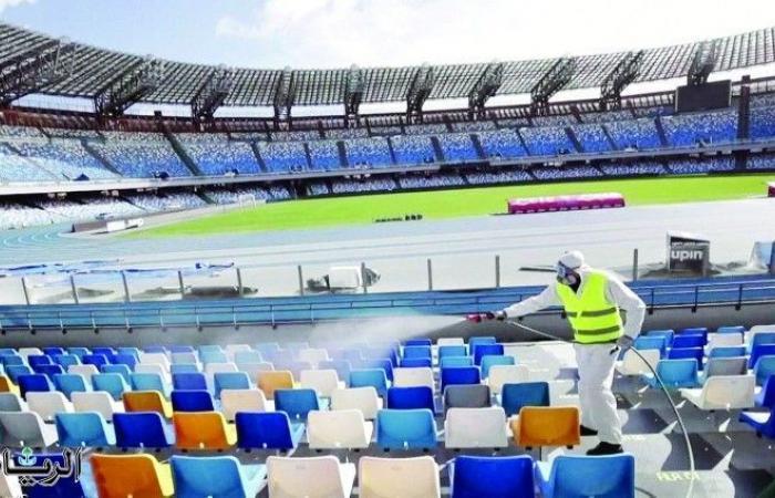 El fútbol europeo se prepara para la parálisis posterior a Covid-19
