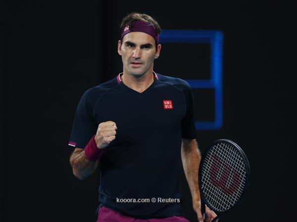 En imágenes, Federer derrota a Krainovic y califica para la tercera ronda ...