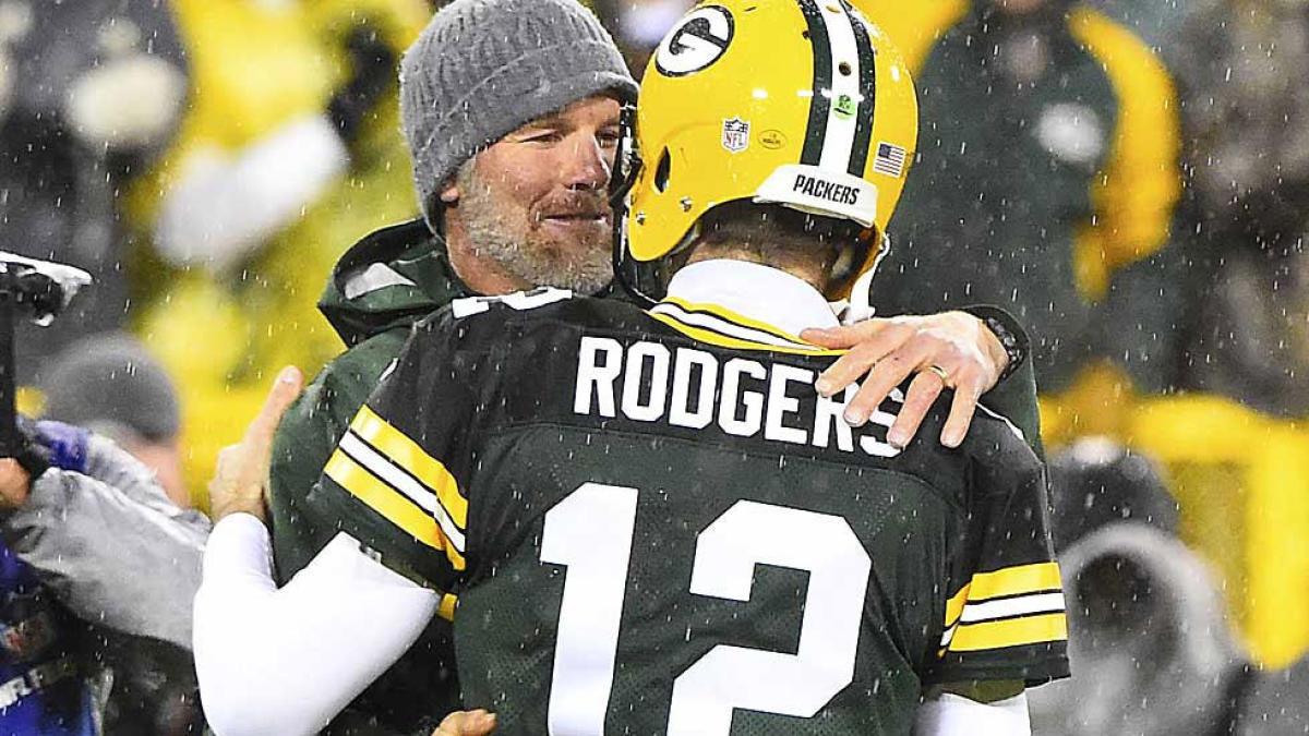 Favre interviene en el drama de los Packers QB