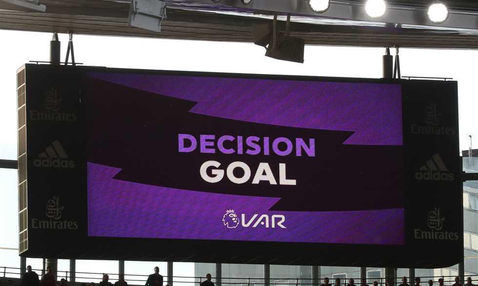 FilGoal | Noticias | La tecnología de video decide que el Arsenal llegue al punto ...