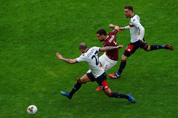 Génova derribó a Milán y Parma derrotó a SPAL en el ...