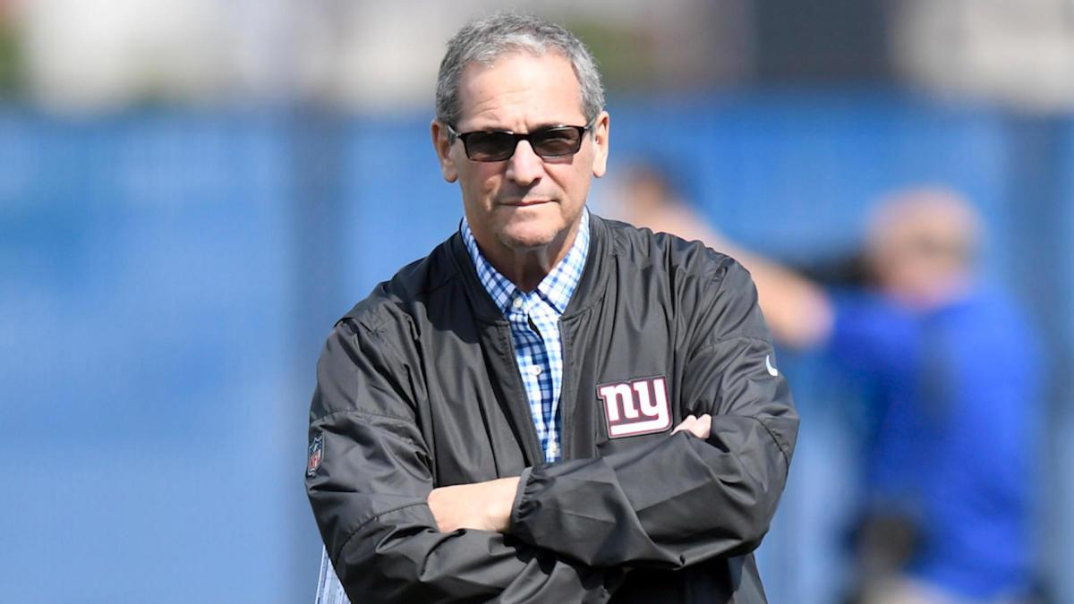 Giants draft tracker: ver cada selección
