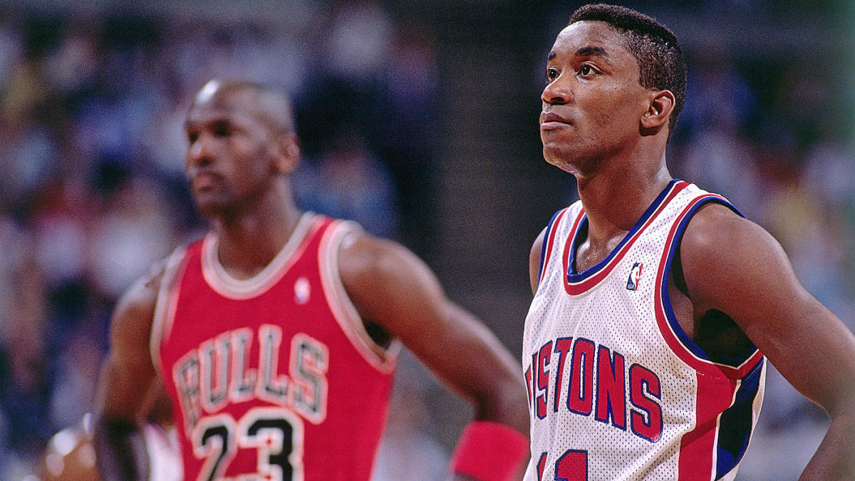 Historia de Jordan vs Pistones 'Bad Boy'