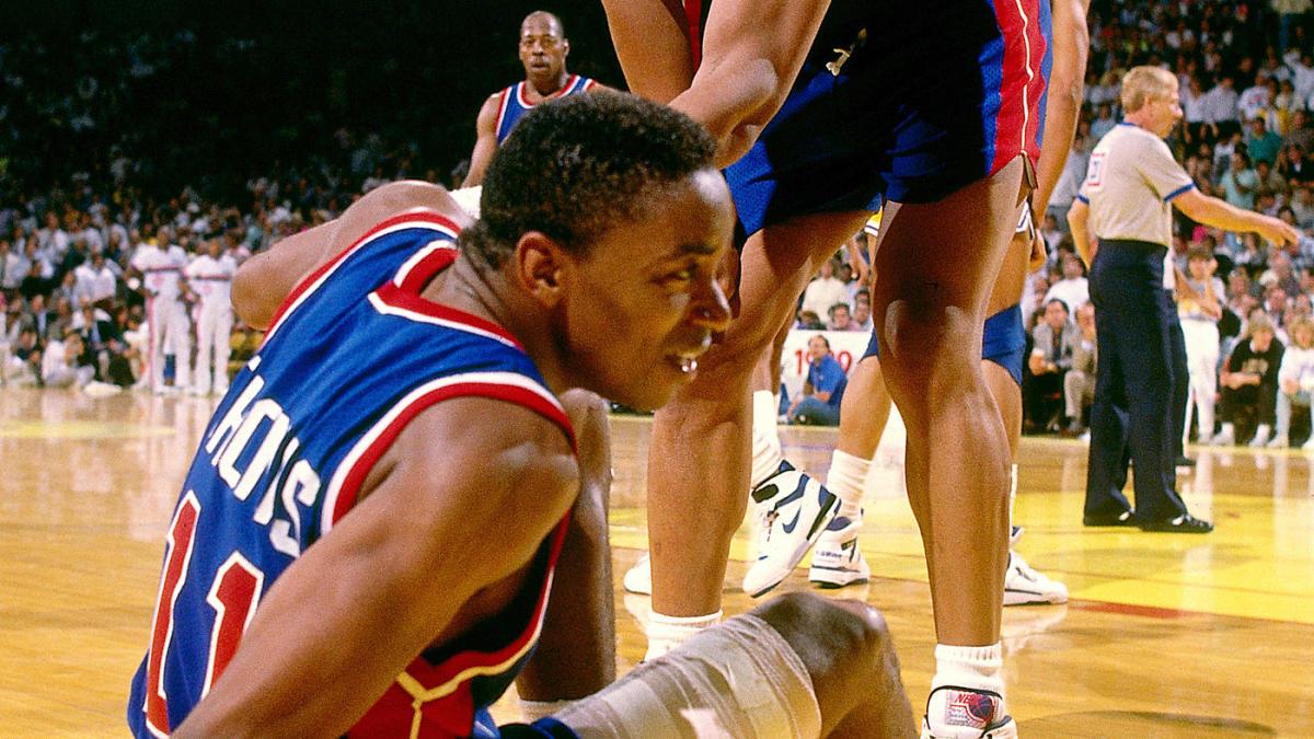 Isiah: Fui golpeado, castigado más que MJ