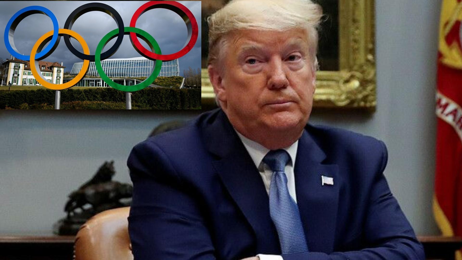 Japón responde a la propuesta de Trump de posponer los Juegos Olímpicos