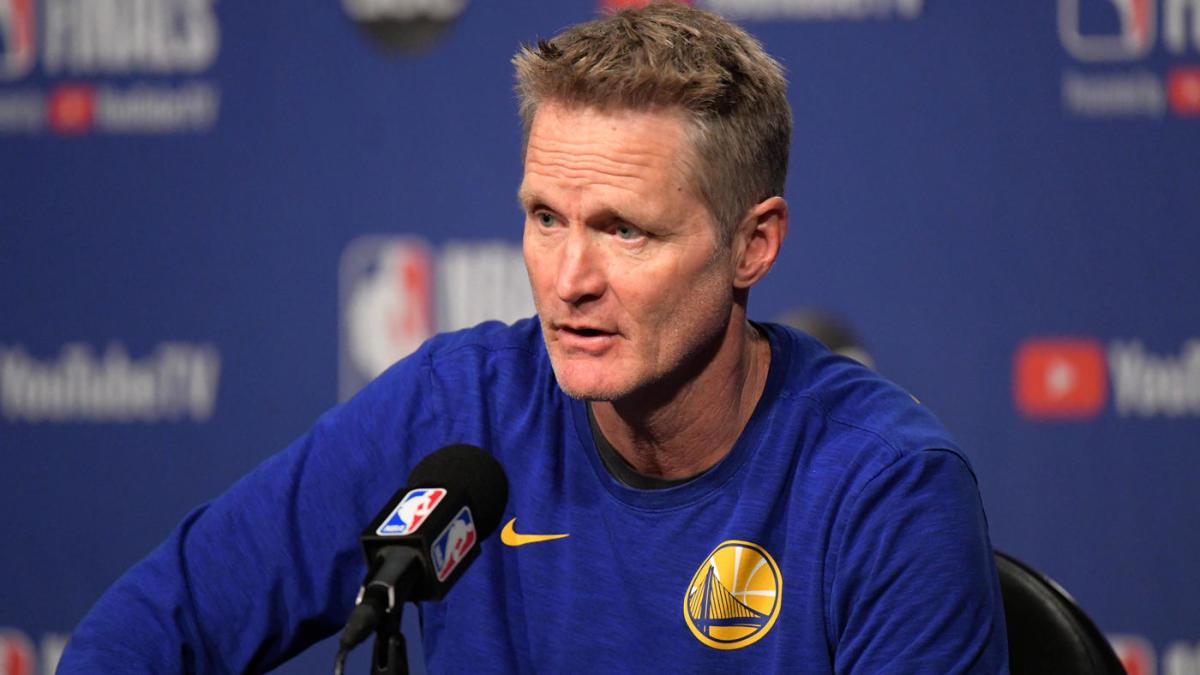 Kerr: la temporada de Warriors se siente terminada