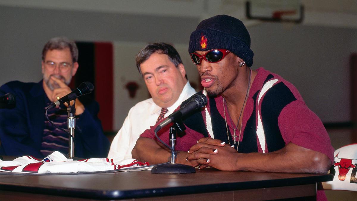 Krause reflexiona sobre Rodman en sus memorias