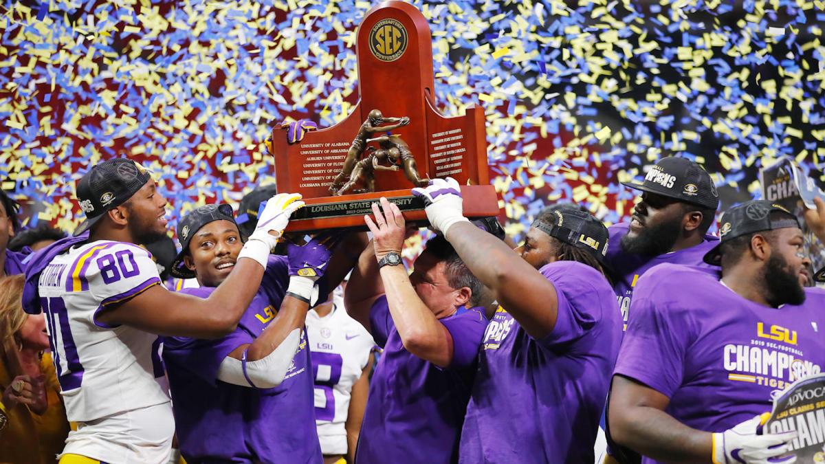 LSU y SEC dominan las selecciones de draft de la NFL 2020