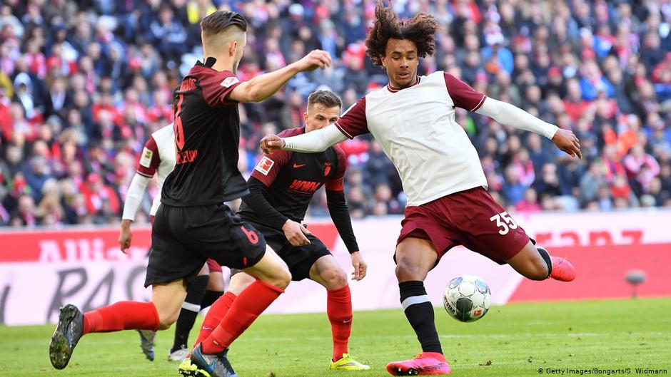 La Bundesliga-Bayern derrota a Augsburgo y refuerza su control sobre la ...