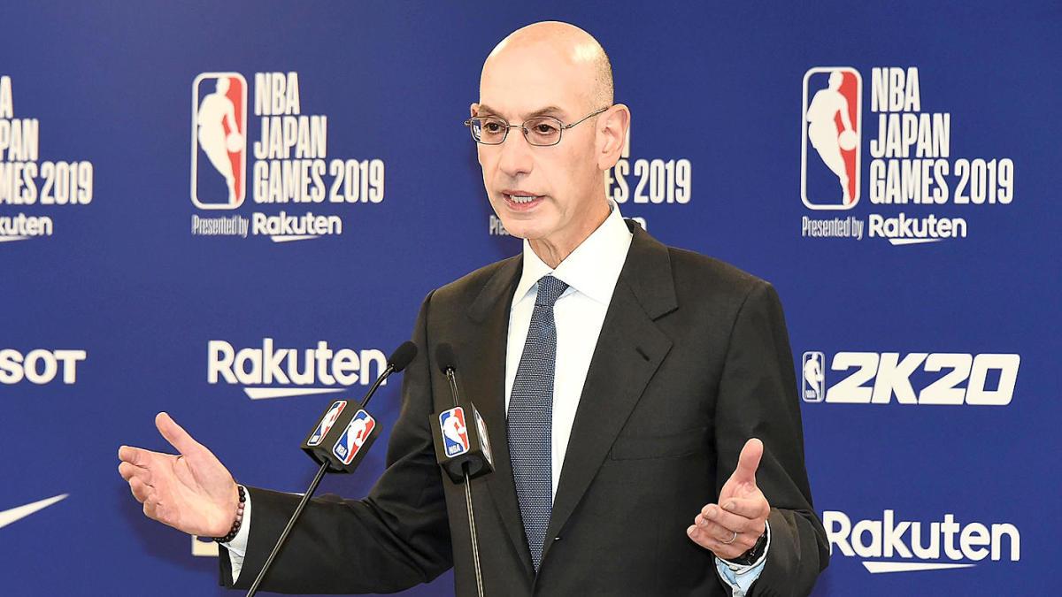 La NBA no volverá a abrir las instalaciones hasta el 8 de mayo