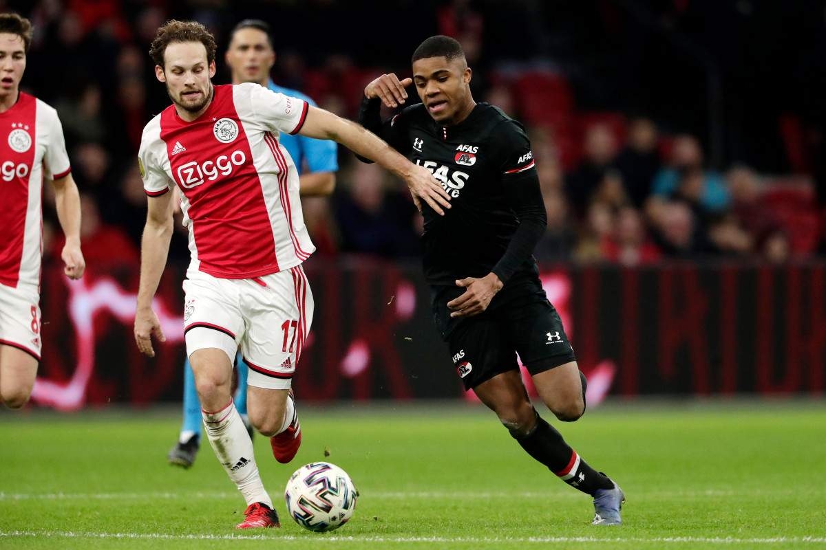Netherlands Eredivisie Ajax