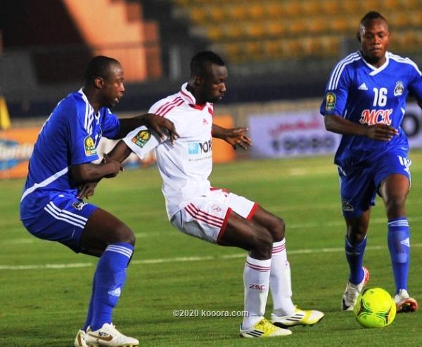 La constancia histórica amenaza a Zamalek contra Mazembe - Cowoura